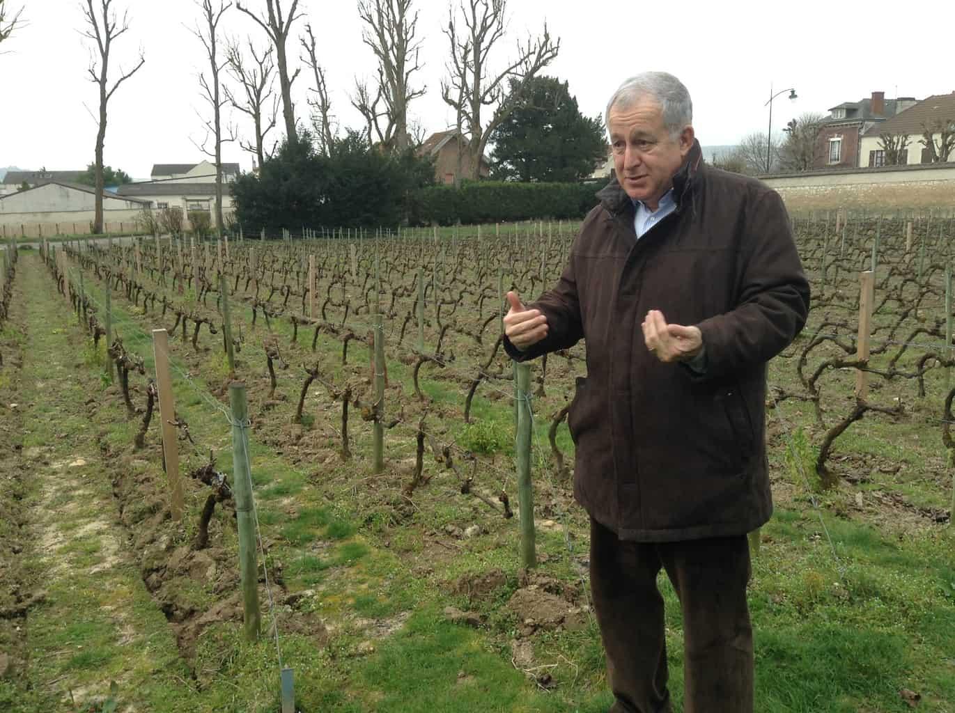 Champagne Jacquesson Jean-Hervé Chiquet