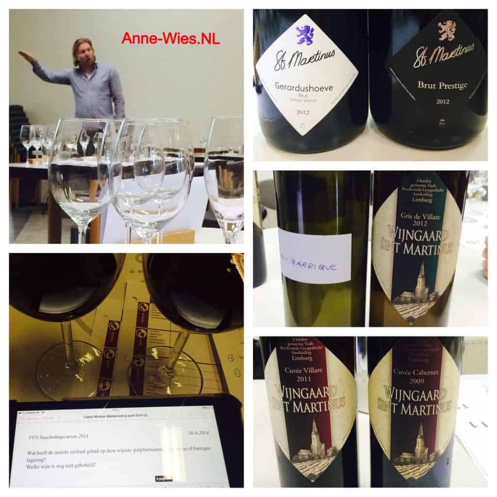 Stan Beurskens module wijnbereiding VVN