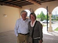AW en Jacques Lardière, wijnmaker van Louis Jadot