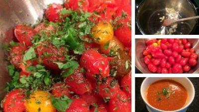 welke wijn bij Lekkere verse tomatensoep uitgelicht