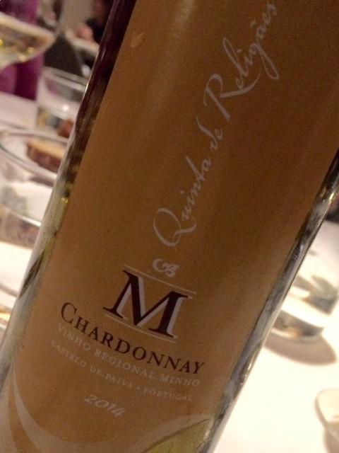 Quinta de Religães Chardonnay 2014 - Minho - Portugal