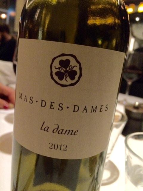 Mas de Dames 'La Dame' 2012 - Languedoc - Frankrijk