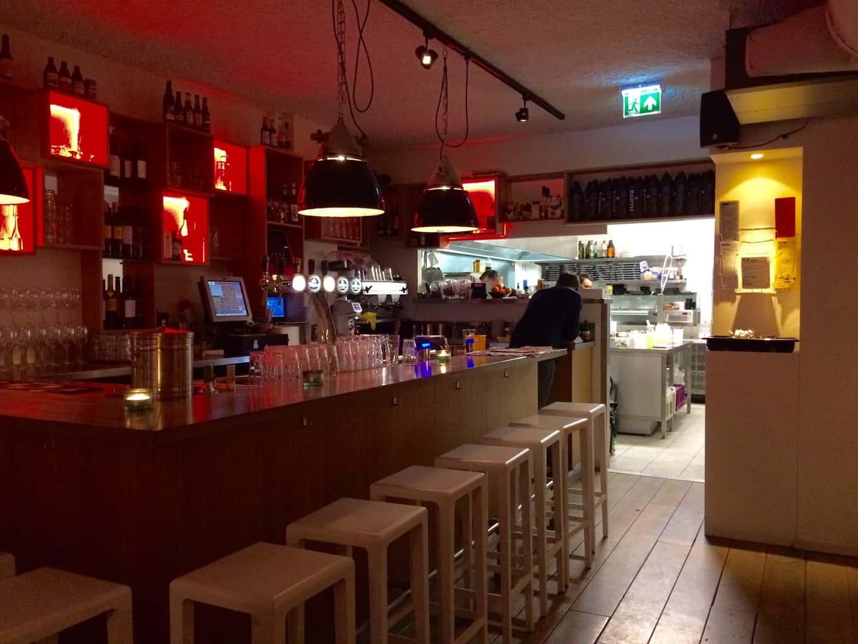 Boca 39 s 39 f cking lekkere wijn 39 in rotterdam anne wies - Open keuken bar ...