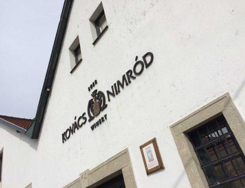Toppertje in Eger, Hongarije: Kovács Nimród