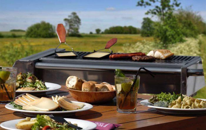 Raclette op de barbecue! Welke wijn drink je daarbij?