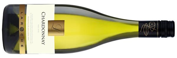 Chardonnay Laroche L bij pasta met scampi