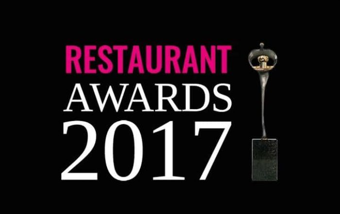 De Restaurant Awards zijn uitgereikt!