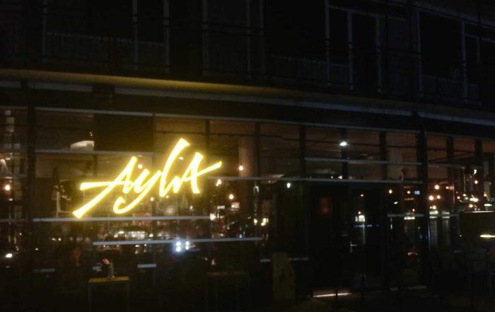 Ayla, nieuwe hotspot in Rotterdam