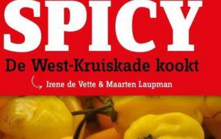 Spicy boek afbeelding