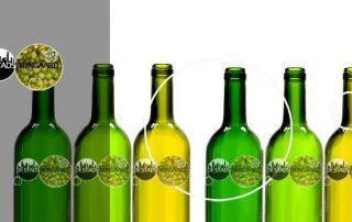 Haagse Stadswijngaard flessen