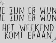 We zijn Wijna Weekend