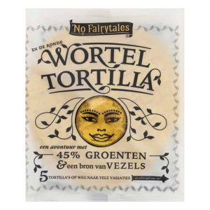 Wortel Tortilla