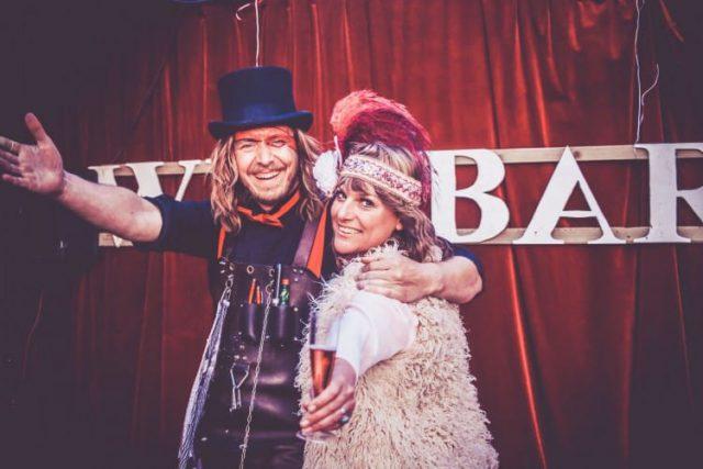Wijntheater Barbara en Barend