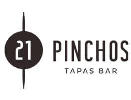 21 pinchos logo Beste Tapas Restaurant 2017