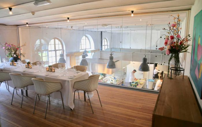 Restaurant Bentinck, hotspot met kasteeltuin