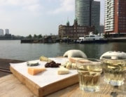 FFF wijn en kaasplank