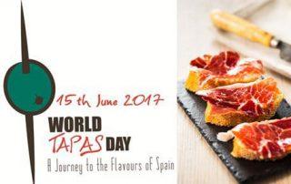 World Tapas Day logo Wereld Tapas Dag