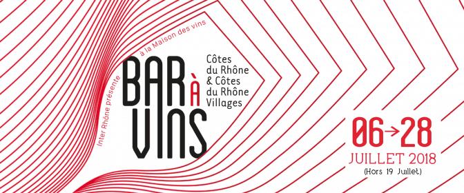 Bar à Vins in het Maison des Vins in Avignon