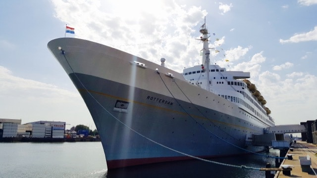 SS Rotterdam schip foto: Esther van Meer (1)