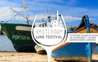 Amsterdam Wine Festival Portugal Uitgelicht
