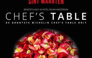 sint maarten chefs table Michelin Chefs uitgelicht