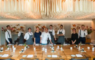 Restaurant Fris, het enthousiaste, vakkundige team