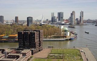WijnSpijs Wandeling Delfshaven Rotterdam, Maas Lloydkwartier Wikimedia gratis foto