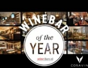 Wine bar of the year logo