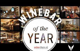 Wine bar of the year logo