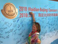 Concours Mondial in Beijing Aw tekent voor CMB China