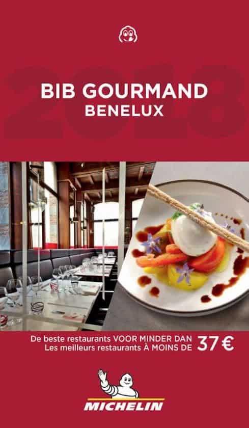 Bib Gourmand gids 2018 2