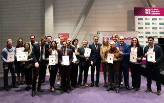 International Bulk Wine Competition de winnaars