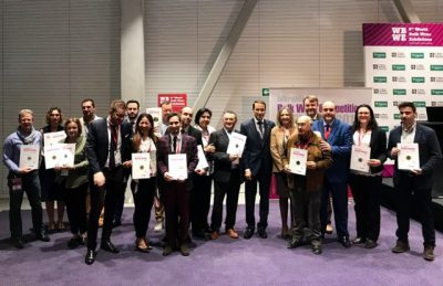 International Bulk Wine Competition de winnaars
