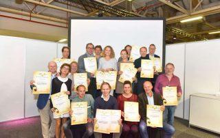 Proefschrift Wijnconcours 2017, de winnaars