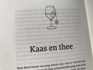 Broekaert Kaas en thee illustratie Hanneke Wetzer