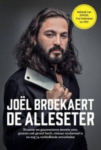 Joel Broekaert De alleseter Boek