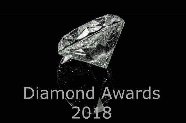 Diamond Awards Diamant zwarte achtergrond kopie
