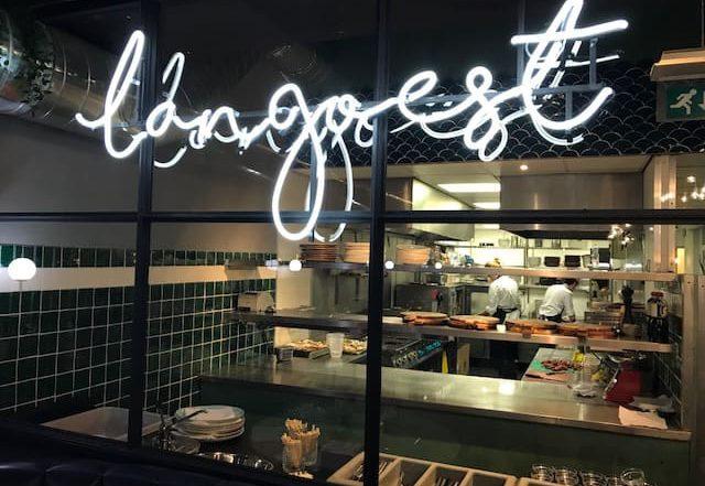 LANGOEST, culinaire hotspot aan de Rotterdamse Maas