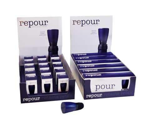 Repour Wine Saver, innovatief wijn bewaarsysteem