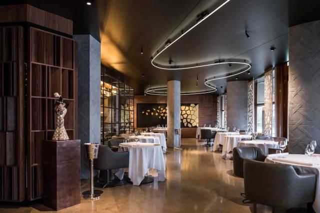 restaurant fred rotterdam interieur 1