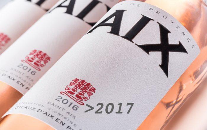 AIX Rosé de Provence, 2017 weer een topper!