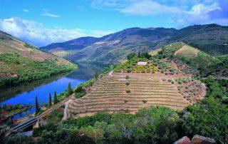 Graham's Douro hellingen