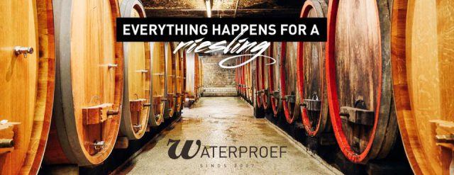 Waterproef Riesling