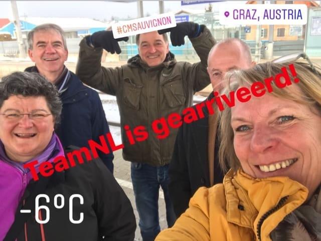 Team NL uitgelicht