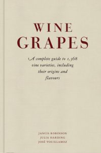Wine Grapes Jancis Robinson omslag boek