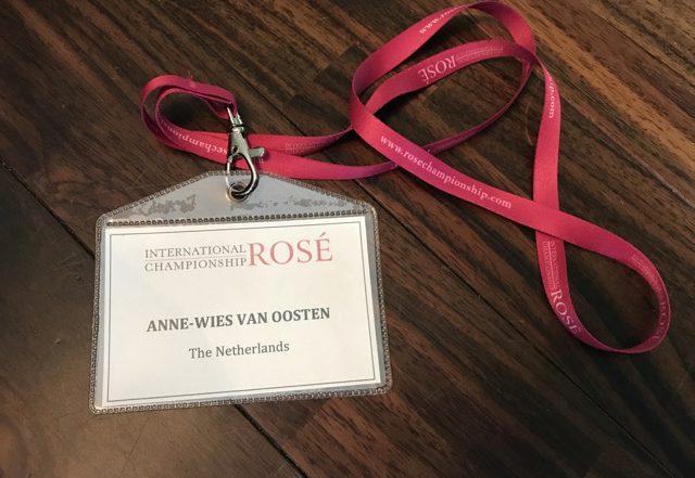 International Rosé Championship 2018, de uitslag
