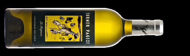 La Rupture Turner Pageot Welke wijn bij Kreeft Kreeftenwijn