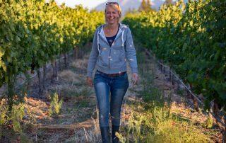 Serendipity Monque Breuer in de wijngaard
