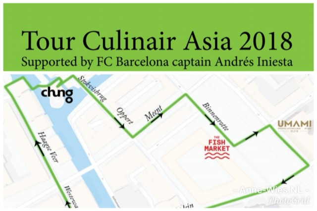 Tour Culinair Asia uitgelicht