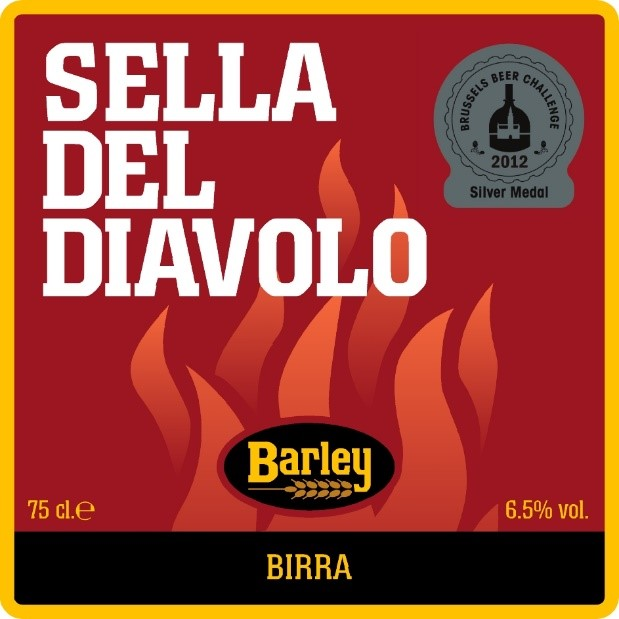 Barley bier Zagara links